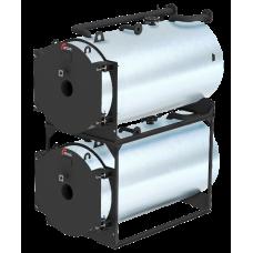 Котел модульный двуххходовой жаротрубный ARCUS IGNIS R-2-1000 (КВа-1,0 Г)